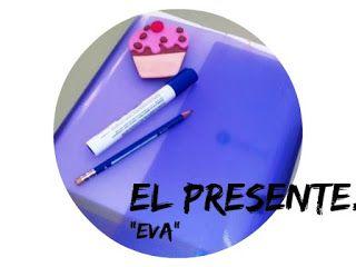"""A1. EL PRESENTE. """"EVA"""". Huecos."""