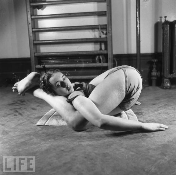 Craziest Yoga Poses