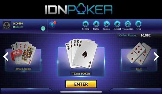IDN Poker Game