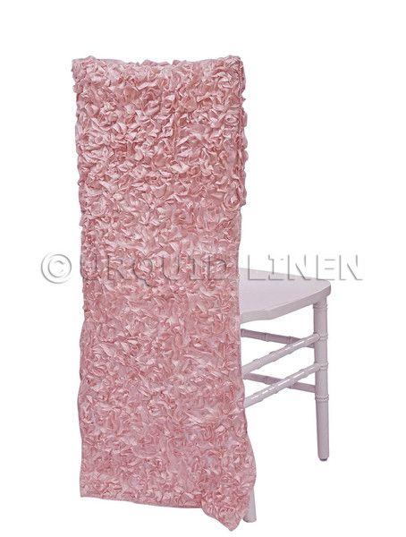 Chivari Chair Blush Cover