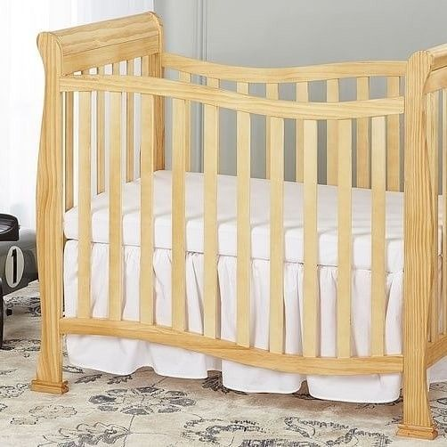 Baby Crib Cribs Cot, Purple Elephant Mini Crib Bedding