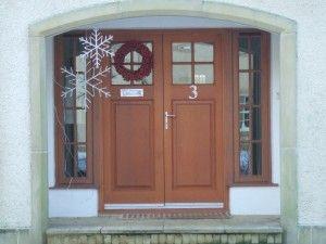 Oak doors fitted by DirectDoors.com
