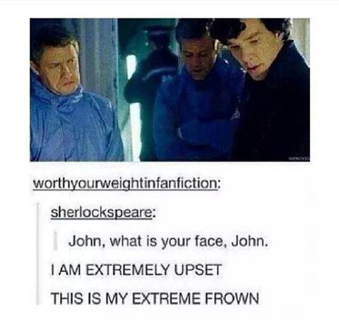 Watson your face, John?