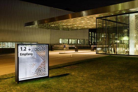 trumpf ditzingen - integral ruedi baur zürich- Projekte