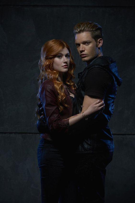 Clary Fray and Jace Wayland Promo Shadowhunters Season 1 ...