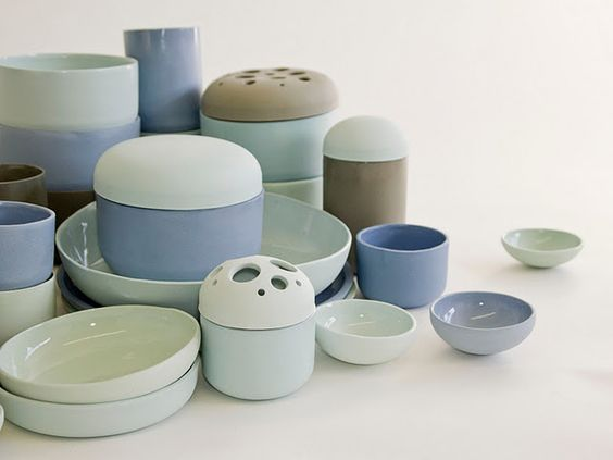 Fleet Objects - ceramic bowls and plates