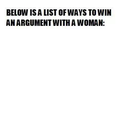A argument