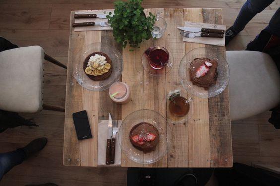 La mesa esta servida