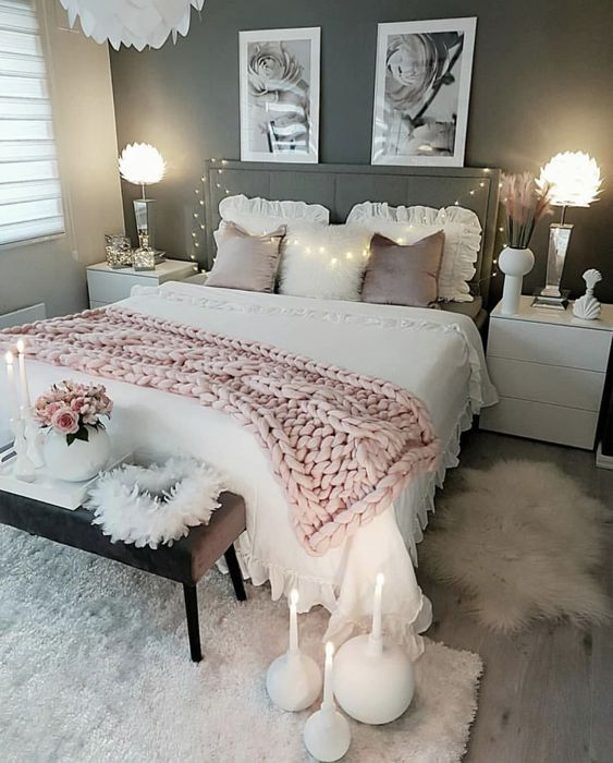 Ma Source D Inspiration Pinterest Idee Deco Chambre Idees