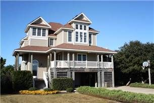 Catch a Breeze Outer Banks Rentals | Whalehead Beach - Oceanside OBX Vacation Rentals