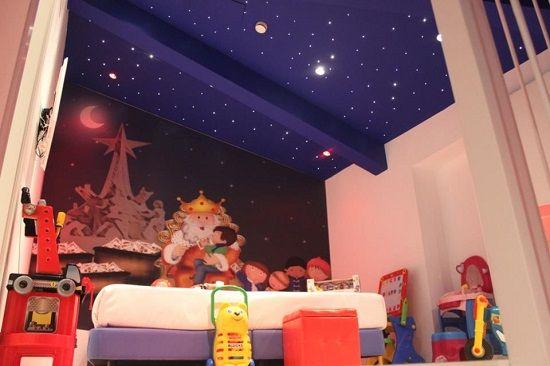 Dormir con los Reyes Magos en el Hotel del Juguete