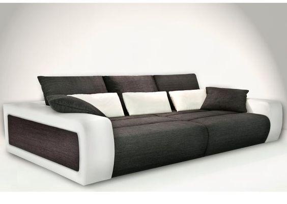 big sofa trendo http://www.moebilia.de/sofa-trendo-big-sofa-weiss, Hause deko