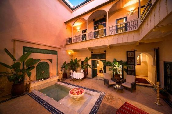 Marrakech Riads, Luxury Accommodation in Marrakesh Morocco