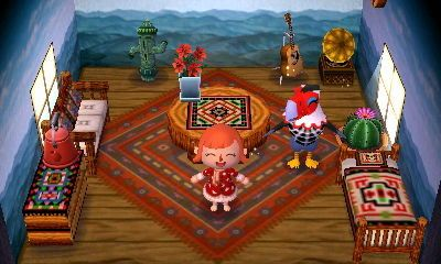 Adler   Bewohner - Animal Crossing: New Leaf