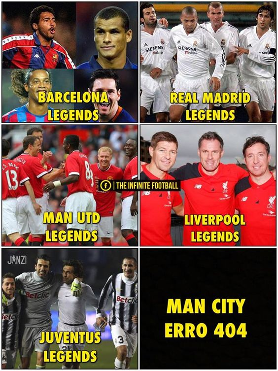 Sorry Manchester City Funny Football Memes Soccer Memes Football Jokes