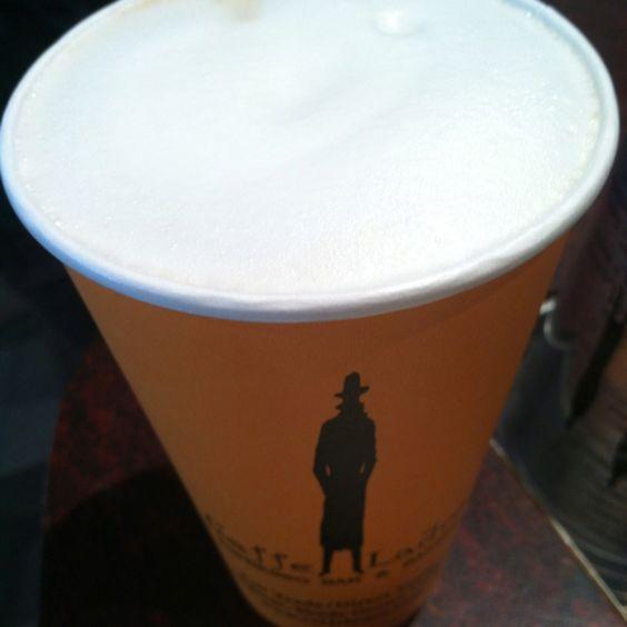 Cafe Ladro. 'Nuff said.