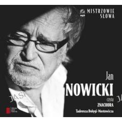 """Jan Nowicki Czyta """"znachora"""" Tadeusza Dołęgi-Mostowicza - Książka Audio Na Cd (Druk/cd) - Tadeusz Dołęga-Mostowicz, Audiobooki w języku polskim <JASK>"""