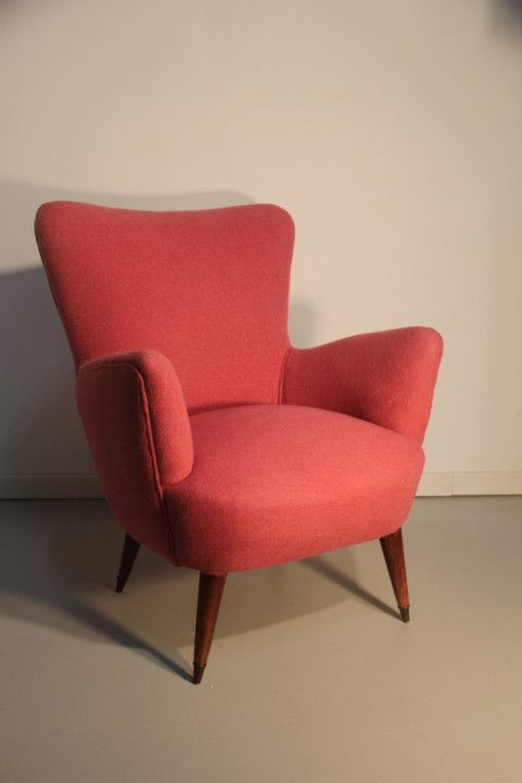 Red Accent Chair With Ottoman Best Cheap Modern Furniture
