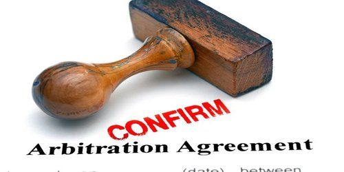 Arbitration Agreement Law Firm  Corporate Lawyer    Lawyer