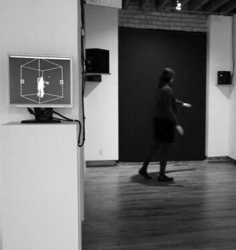 David Rokeby international feel - Disenar espacio donde todo sea interactivo