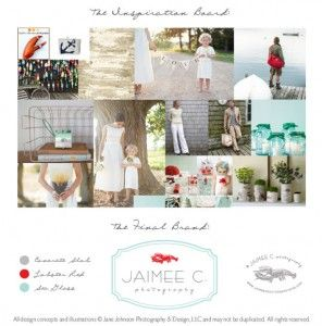 Branding Boards | Jane Johnson Design: Boutique Marketing Design for Photographers