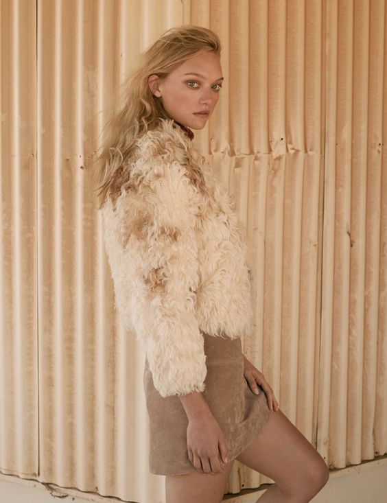 Gemma Ward by Stephen Ward for Russh Magazine August:September 2015 3