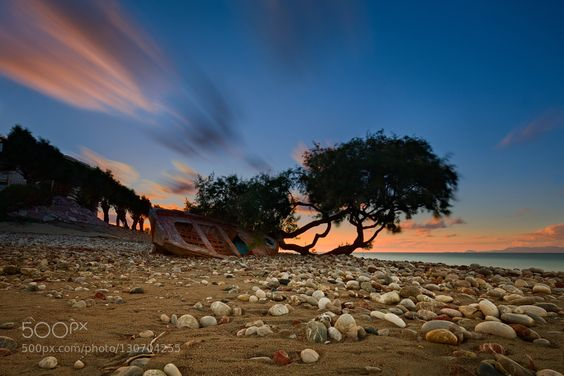 When The Sun Goes Down by StergosSkulukas. Please Like http://fb.me/go4photos and Follow @go4fotos Thank You. :-)