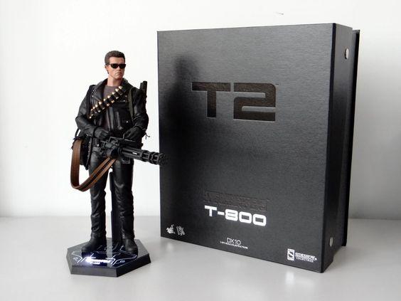 Exterminador do Futuro Hot Toys