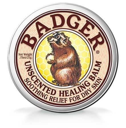 Unscented Healing Balm by Badger