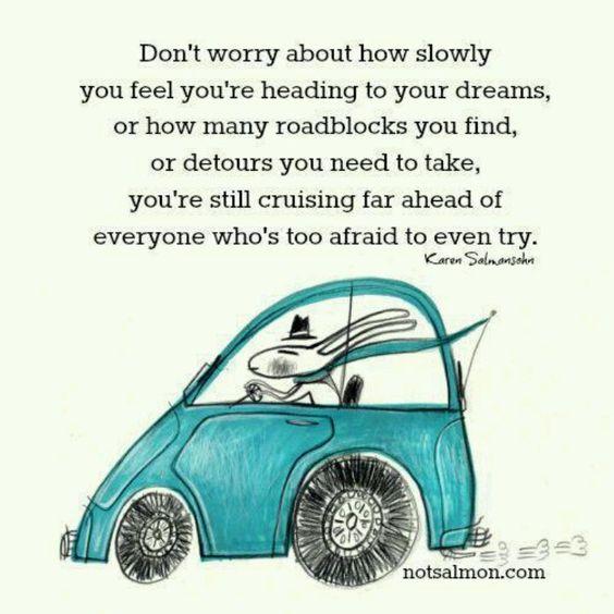 Life's ride:
