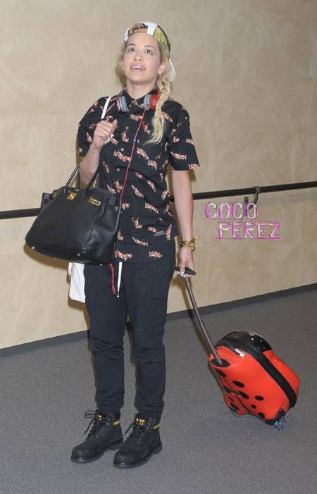 Rita Ora Spotted Without Makeup In Tokyo Makeup Spotted Tokyo Without New Rita Ora Celebs Without Makeup Without Makeup