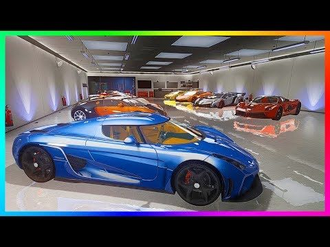 Cool My 2018 Ultimate Gta Online Garage Tour Over 200 Cars Vehicles Vehicles Gta Online Gta