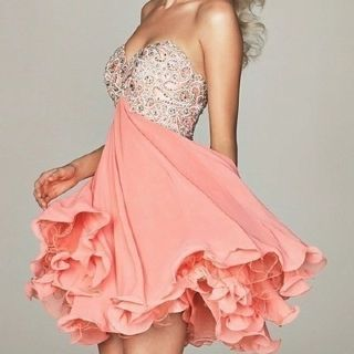 I like the pink