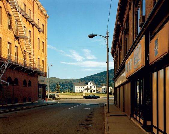 Photo Stephen Shore