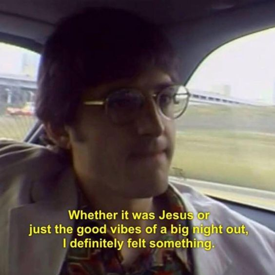 Instagram post by No Context Louis Theroux • Jul 26, 2018 at 9:16am UTC