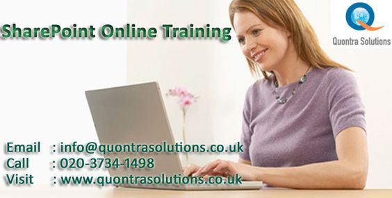 Quontra Solutions provides SharePoint training by Real time - qtp resume