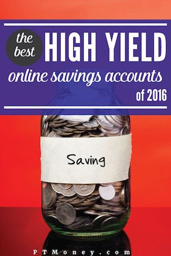 I spend a lot of time talking about the need to have your money in a high-interest or high yield online savings account, so I thought it was time I put together a list of the top high yield online savings accounts.