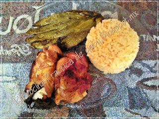 La Cocina Practica de Gaby: Rollitos de pollo