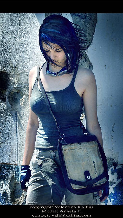 Post-apocalyptic 2-Angela by *ValentinaKallias on deviantART