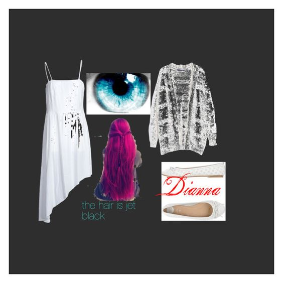 """""""Dianna 1"""" by bajinia on Polyvore featuring CYCLE, Gioseppo and Violeta by Mango"""