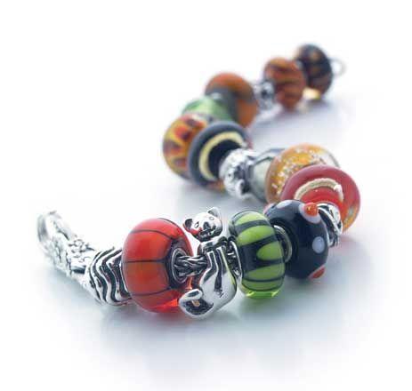 halloween troll beads