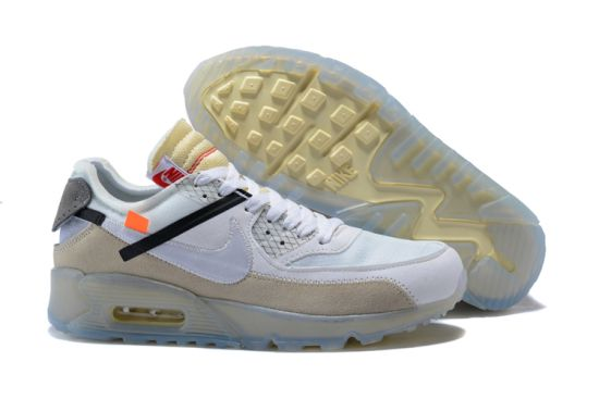 OFF-WHITE x Nike Air Max 90 OW Shoes