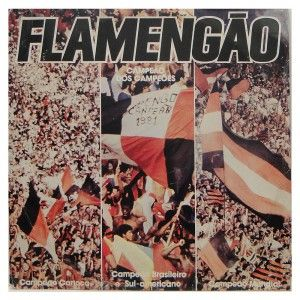 #Flamengão – #Campeão dos #Campeões - #vinil #vinilrecords #temas