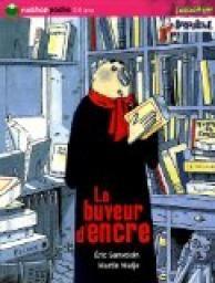 Critiques, citations, extraits de Le Buveur d'encre de Eric Sanvoisin. Si je devais intituler ce roman jeunesse, je lui choisirais pour titre...