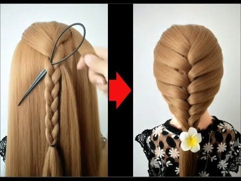 Top 10 Amazing Hairstyles Hairstyles Tutorials Easy Hairstyles With Hair Tools Youtube Cool Hairstyles Hair Styles Long Hair Styles