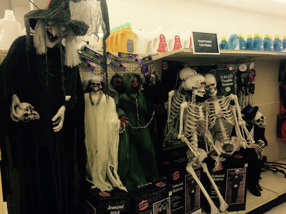 Big Halloween Decorations