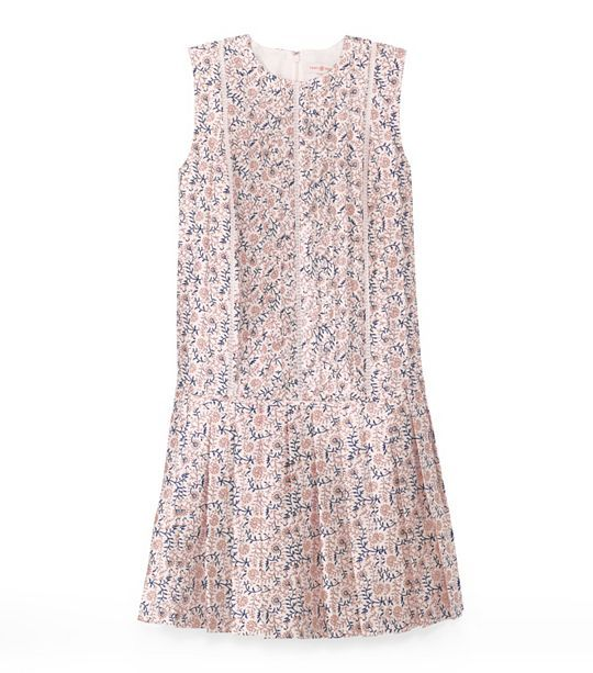 INGA DRESS - DAISY A NEW IVORY