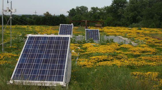 A inclusão da energia solar pode ser vista como uma preciosa vantagem ecológica que contribui para a conformidade com inúmeros regulamentos relacionados com a construção, normas ambientais e avaliações diversas.