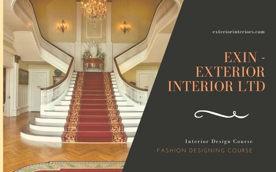 If You Want To A Successful Fashion Designing Career Join Exin Exterior Interior Ltd Fas With Images Fashion Designing Course Interior Design Courses Interior
