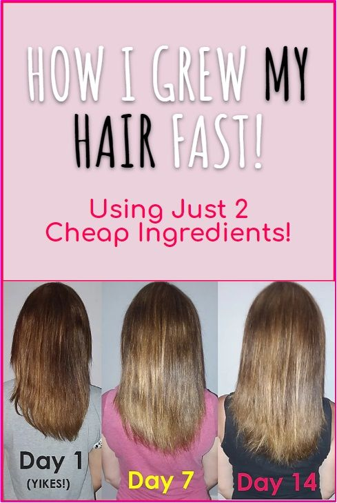 How To Grow Hair Fast I Grew My Hair Longer Thicker And Stronger In 2020 Long Hair Styles How To Grow Natural Hair Grow Long Hair